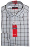 Eterna Shirt - 4229/38 X157 - Grey Check